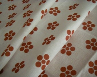 Cotton Tenugui Japanese fabric (plum)