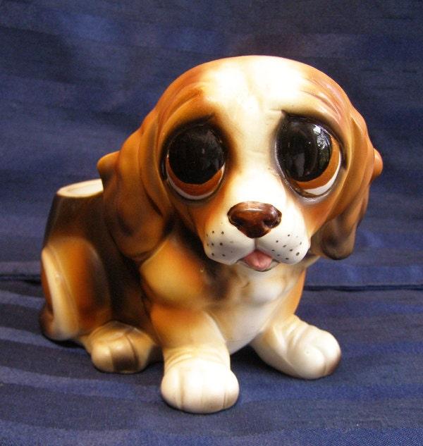 Big Sad Dog Eyes