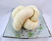 Undyed Yarn - Pebble Sock - 5 skeins