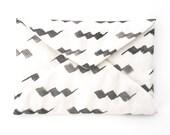 Roxy Marj Timp Print Envelope Clutch