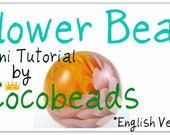 ENGLISH Cocobeads Flower Bead Mini Tutorial
