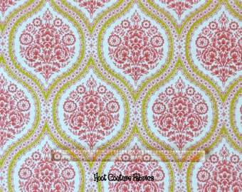 Petit Pierre Confections floral damask from the Bonne Amies Collection from ichael Miller Fabrics