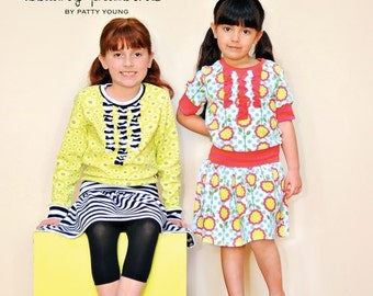 SALE Modkid Maya Pattern Sizes 2t - 8