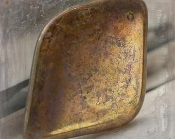 sale .. ILLUSTRIOUS POPS .. 1 Picasso Czech Glass Beads 47x5mm (2535-1)