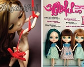 Blythiful magazine PACK Issue 01 AND 02, get the lot :)