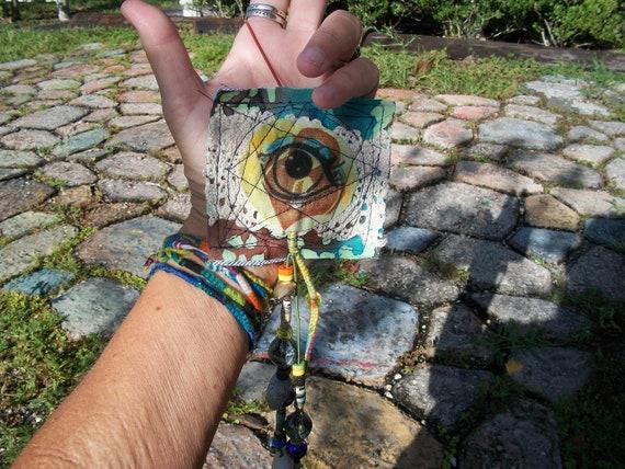 The Tinker Man Bells, Singleton Evil Eye Art