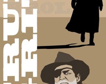 True Grit Movie Poster