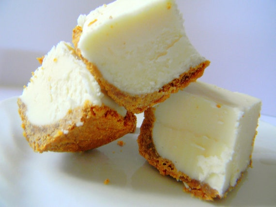Julie's Fudge - Pure CHEESECAKE With Graham Cracker Crust - Over One Pound