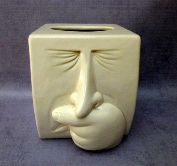 tissue box cover ceramic 3