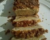 Toffee Crunch Pound Cake