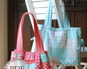 the Louisa bag (pdf sewing pattern)