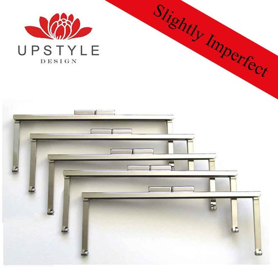 SLIGHTLY IMPERFECT Clutch Purse Frames - Set of 5 Frames - While Supplies Last - M N