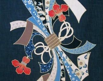 Japanese panel - Ribbons
