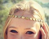 lovmely HEART head chain/ headpiece chain headdress VALENTINE'S Day accessory heart jewelry
