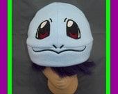 Pokemon Squirtle Fleece Earflap Beanie
