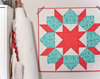 SALE - Swoon Mini Quilt Number 2