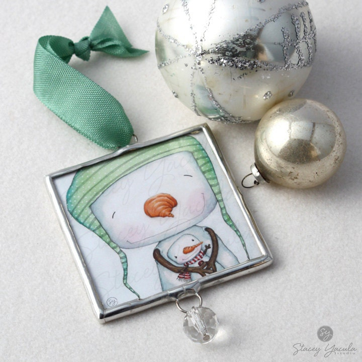Limited Edition Luxury Christmas Ornaments: Christmas Ornament Limited Edition Snowman Snowmen