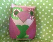 Love Bug, a Plush Softie Owl