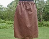 Girl's Brown Skirlottes