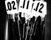 Custom Personalized Photo of Vintage Cash Register Keys With Your Date