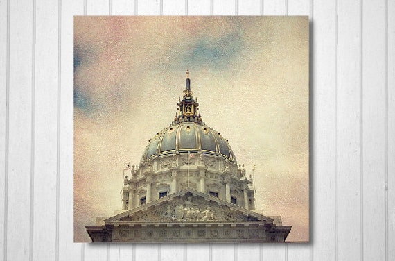 BUY 2 GET 1 FREE San Francisco Photography, California Photography, San Francisco City Hall, Wall Decor, Home Decor, Landscape Print