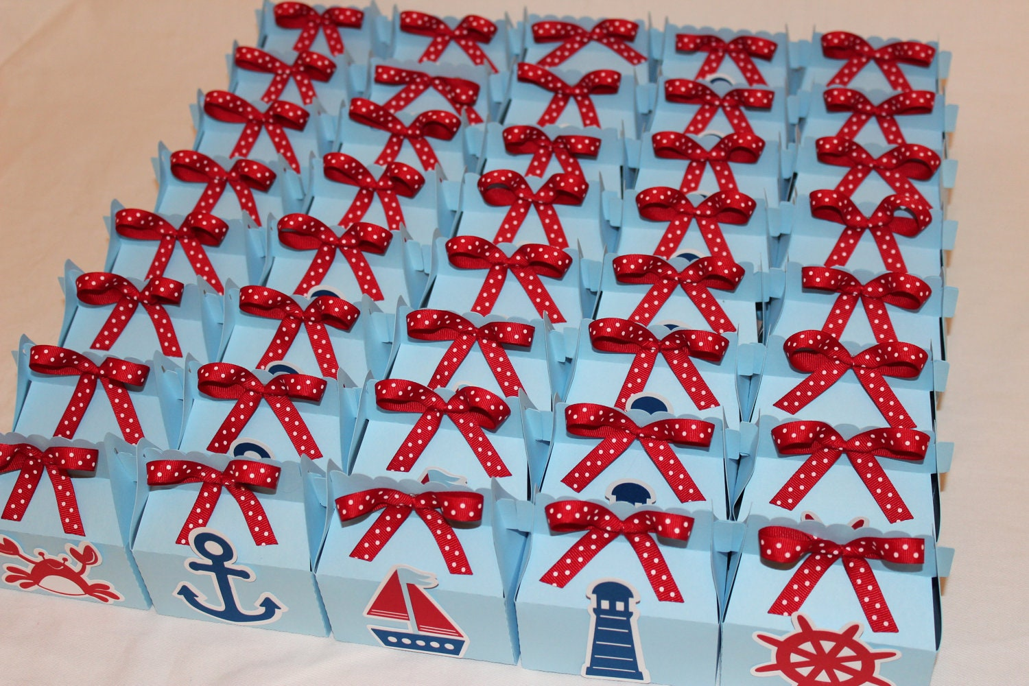 Baby Shower Favors Nautical Theme ~ Nautical baby shower theme party