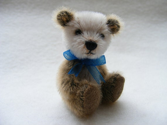 Miniature Jointed  Bear
