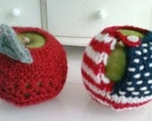Apple Jacket / Apple Cosy - Back to School, Teacher Gift
