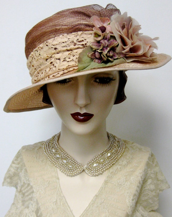 Lady Almina Parasisal Cloche
