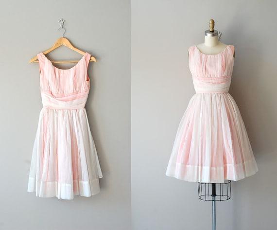 S A L E ... 1950s dress / vintage 50s dress / The Yum Yum Girl