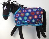 Purple Eyed Pony