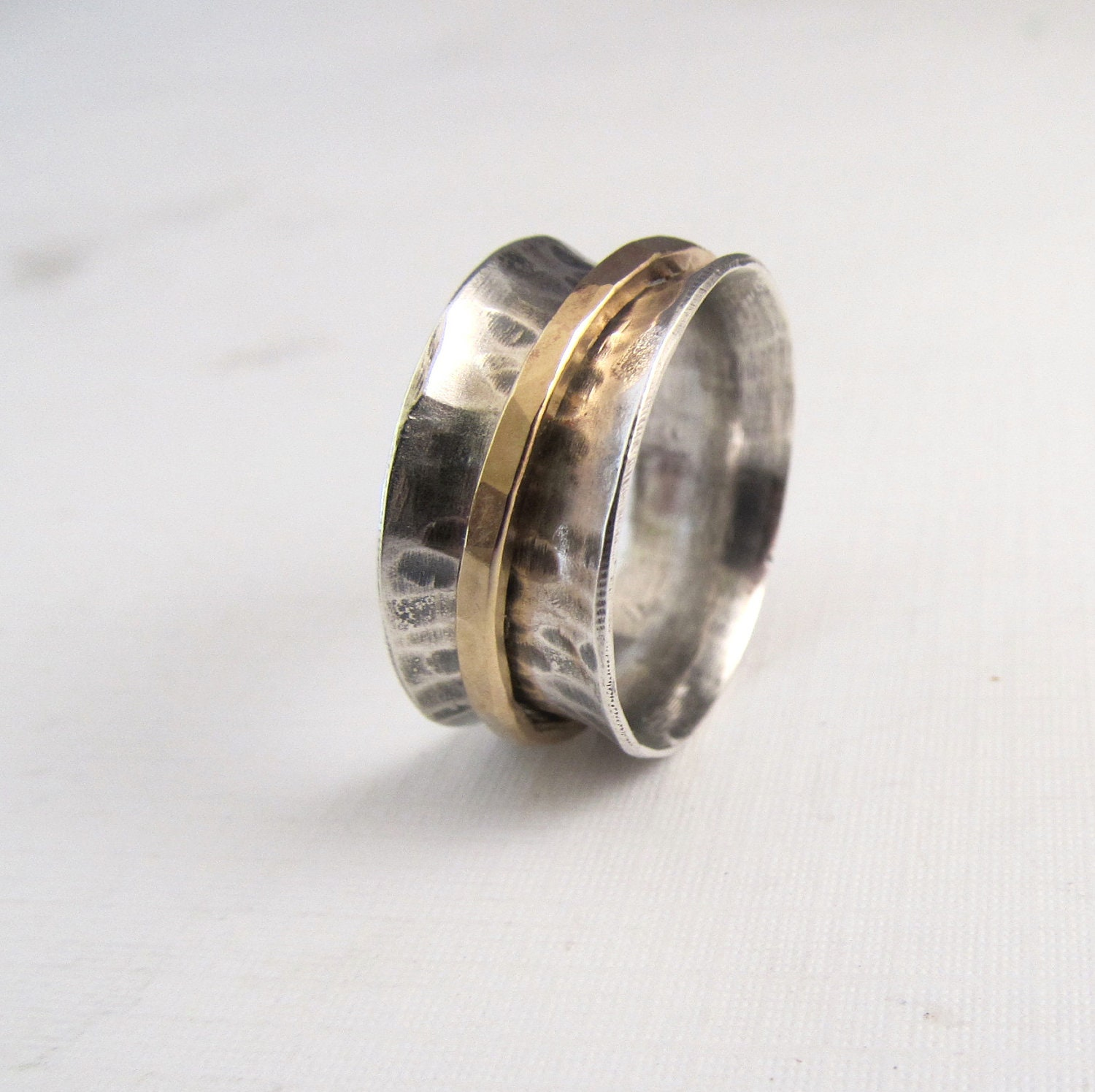 Custom Spinning Ring