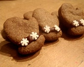 Organic Dog Treats - Murphy's Mittens - All Natural Organic Vegetarian Molasses - Shorty's Gourmet Treats