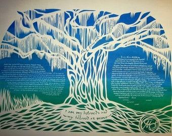 Banyan Tree Ketubah