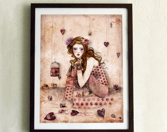 Limited Edition Print - My Love Stories 3/10