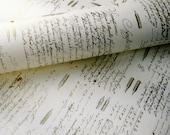 Italian Handwriting Paper - 9x12 - Qty:4