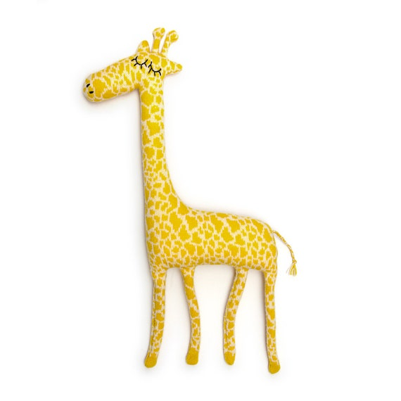 Gerald the Giraffe Lambswool Plush Toy