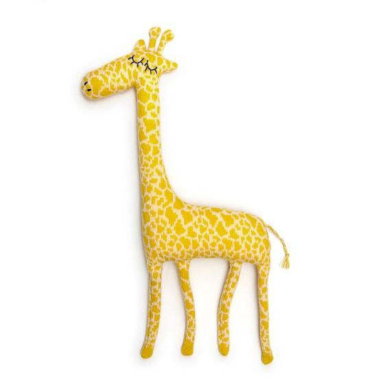 Gerald the Giraffe Lambswool Plush Toy