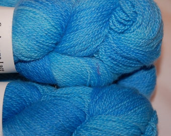 Studio June Yarn Cashmere Lace - 100% Cashmere, Color:  Tropical Blue