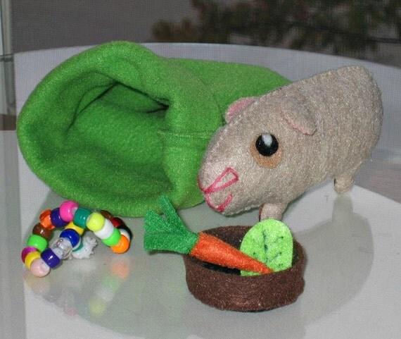 Plush Food Toys : Items similar to guinea pig plush stuffed animal with