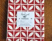 "Block Printed Fabric- 18"" x 16"""