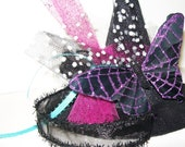 Butterfly Mini Witch Hat