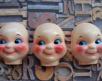 Creepy Vintage Doll Faces