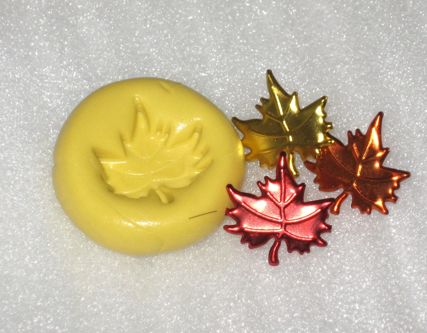 how to make flexible polymer clay molds