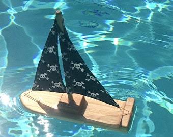 Pirate Sailboat