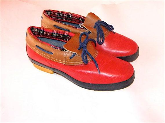 Popular AXNY Womenu0026#39;s Lace Up Two Tone Calf Rain Duck Boots Run Half Size Small DYLAN | EBay