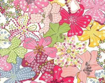 Liberty Fabric Mauvey C Tana Lawn Fat Quarter- * PRE-ORDER *