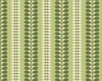 SUMMER SALE - In My Room - Shade Tree in Green - 1 Yard - by Jenean Morrison for Free Spirit - sku PWJM075-Green