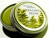 REFILL healing salve 1 oz send me your clean, empty tin and i'll refill it for you for half the price! - medicinegardens