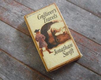 Miniature Book --- Gulliver's Travels